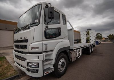 Wolven Beavertail Truck Body Product 1