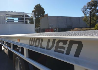 Wolven Beavertail Truck Body Product 9