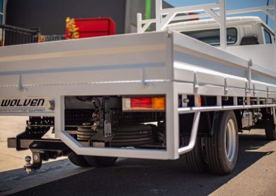 Wolven Dropside Tray Truck Body product 2