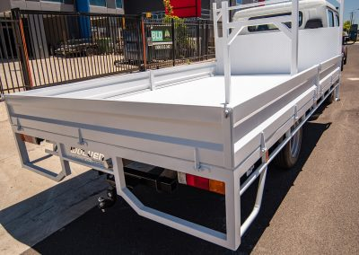 Wolven Dropside Tray Truck Body product 6